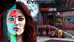 Cyber Sin: Red Ice